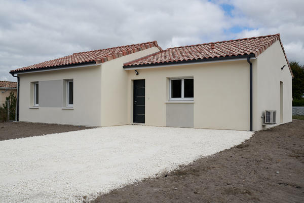 Constructeur de maisons Mètre Carré Bordeaux - Projet de construction à cussac-fort-médoc