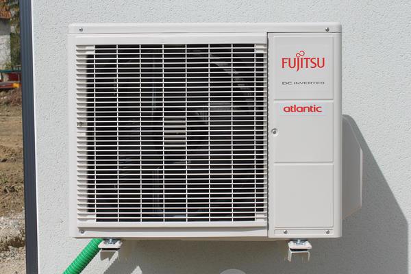 Système de chauffage performant par pompe à chaleur - Constructeur Agen Bordeaux Toulouse