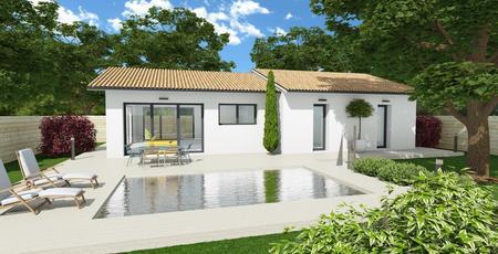 maison 3 chambres - constructeur de maisons Bordeaux