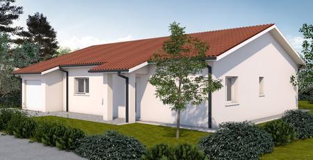TERRAIN + MAISON 130 M2 - constructeur de maisons Parentis