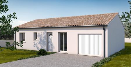 Projet Sur mesure idéal première accession - constructeur de maisons Bordeaux