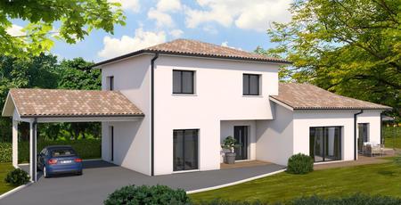Pavillon neuf à Nérac - constructeur de maisons Agen