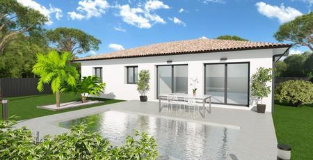 Maison 100m² - constructeur de maisons Bordeaux