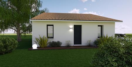 Maison Gradignan proche Villenave d'O - constructeur de maisons Bordeaux