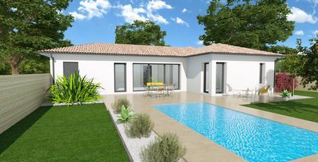 Maison 110 - constructeur de maisons Bordeaux
