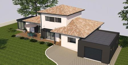 Maison 5 pièces - constructeur de maisons Toulouse