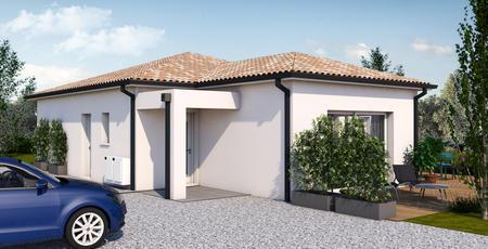 Projet de construction à Sainte Marthe - constructeur de maisons Agen