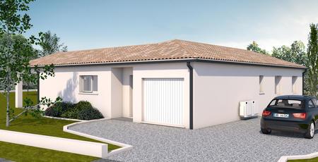 TERRAIN 650 M2 - constructeur de maisons Parentis