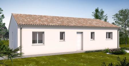 Maison neuve proche hyper centre d'Agen - constructeur de maisons Agen