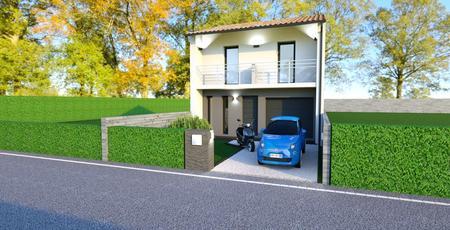 Exclusivité - Nouveau projet Mètre Carré - BEGLES - constructeur de maisons Bordeaux
