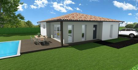 Dernière disponibilité Terrain sur Belin-Beliet - constructeur de maisons Bordeaux