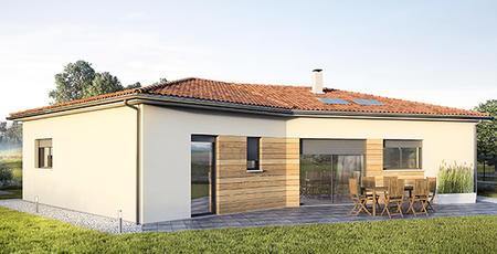 Bien immobilier LAGUPIE - constructeur de maisons Agen