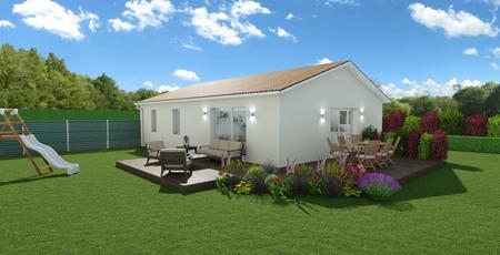 LANGON - constructeur de maisons Bordeaux