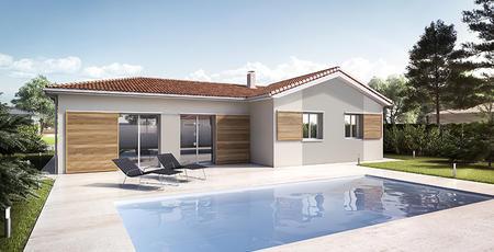 Exclusif à SALLES - constructeur de maisons Bordeaux