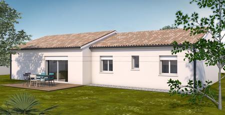 Maison 5 pièces saint hilaire - constructeur de maisons Toulouse