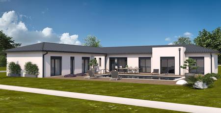 Maison sur mesure CESTAS - constructeur de maisons Bordeaux