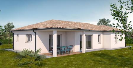 Pavillon neuf à Nerac - constructeur de maisons Agen
