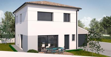 Villa neuve à Aiguillon - constructeur de maisons Agen