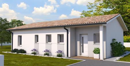 Maison à Lavardac - constructeur de maisons Agen