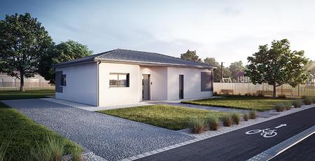 Maison à Nerac - constructeur de maisons Agen