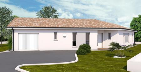 Maison neuve sur sous-sol - constructeur de maisons Agen