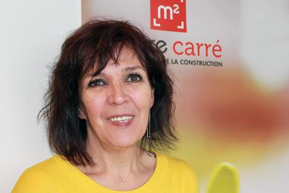 Assistante comptable / constructeur de maisons Mètre Carré