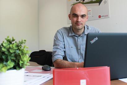 Constructeur de maisons Agen - Jonas - conseiller commercial Mètre Carré