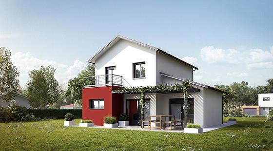 Tous les plans de maisons m tre carr constructeur de maisons bordeaux toulouse et agen for Liste constructeur maison
