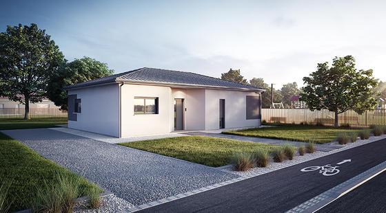 Constructeur de maison Mètre Carré : le modèle PICO