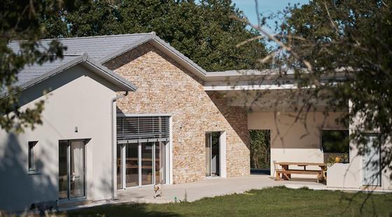 Maison neuve projet de construction - Constructeur maison Mètre Carré
