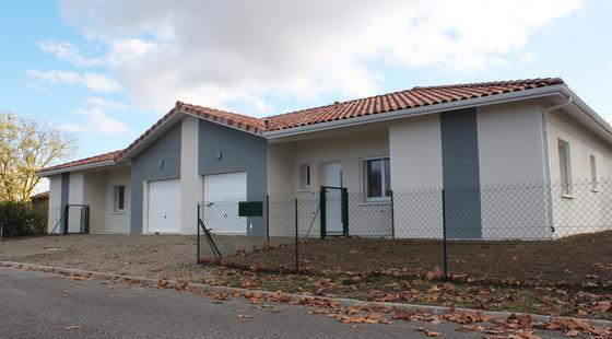 Agencement symétrique - Investissement locatif Mètre Carré Constructeur Agen Bordeaux Toulouse