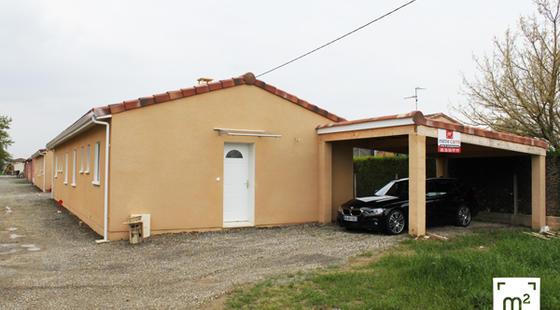 Maison mitoyenne Mètre Carré :: des constructions à usage d'habitation ou locatif