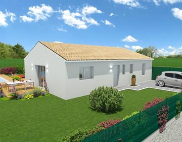 CESTAS - constructeur de maisons Bordeaux
