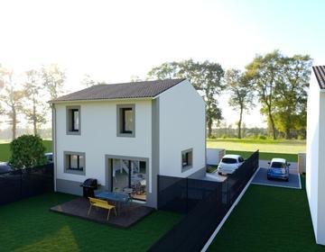 CASTELNAU MEDOC - constructeur de maisons Bordeaux
