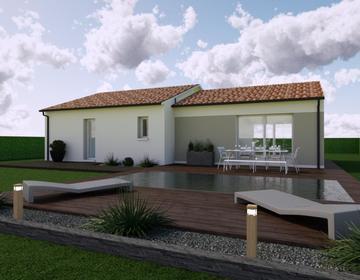 Maison sur mesure Proche Fargues saint-hilaire et Bouliac - constructeur de maisons Bordeaux