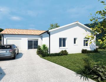 Projet de construction à Houeilles - constructeur de maisons Agen