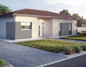 Projet pour investissement locatif - constructeur de maisons Bordeaux