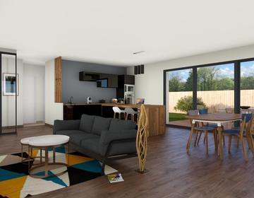 Votre maison sur le bassin d'arcachon - constructeur de maisons Bordeaux