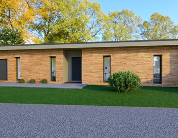 Nouveau projet au calme de grands axes - constructeur de maisons Bordeaux