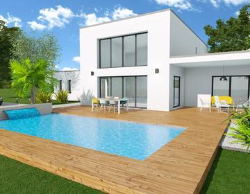 Votre maison sur Mesure à SALLES - constructeur de maisons Bordeaux