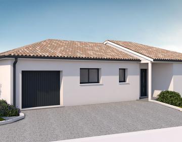 projet de construction à Ligardes - constructeur de maisons Agen
