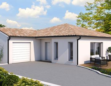 Projet de construction à Xaintrailles - constructeur de maisons Agen