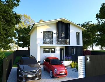 MERIGNAC quartier LE PONTIC - constructeur de maisons Bordeaux