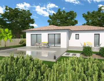 Maison 90m² + Terrain 600m² - constructeur de maisons Bordeaux