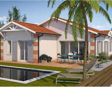 Biganos secteur calme et agréable - constructeur de maisons Bordeaux