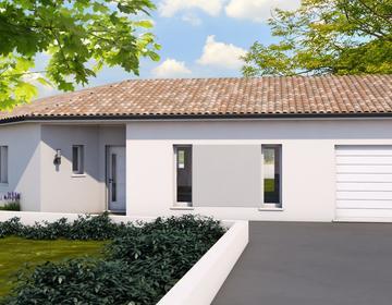 Projet de construction au Grezet-Cavagnan - constructeur de maisons Agen