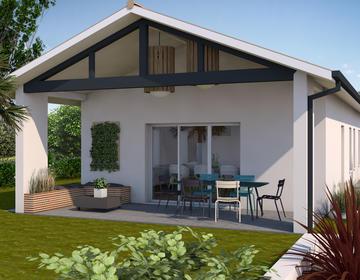 Projet de construction à Fauguerolles - constructeur de maisons Agen