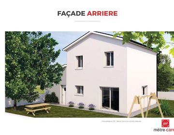 Maison 4 chambres à Camblanes et Meynac - constructeur de maisons Bordeaux