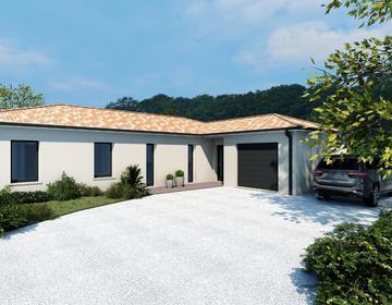 TERRAIN + MAISON 160 M2 - constructeur de maisons Parentis