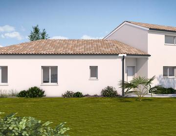 Projet de construction LIGARDES - constructeur de maisons Agen